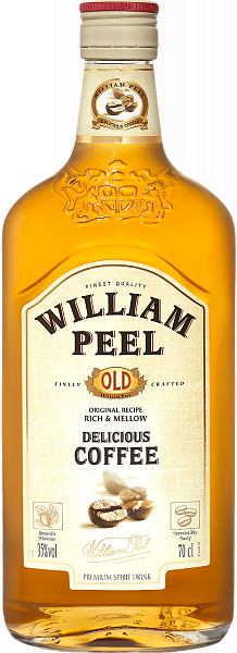 William Peel Delicious Coffee, 0.7л